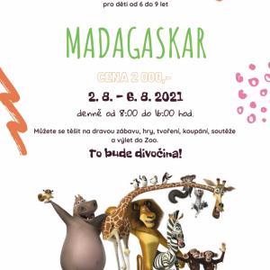 MADAGASKAR - LETNÍ TÁBOR